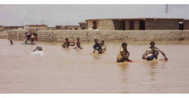 Somalia y Sudán del Sur, las inundaciones sin precedentes que afecta a miles de ciudadanos y de los refugiados