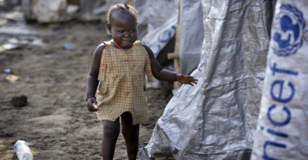 Sudán, el cólera sigue propagándose, traer a 1.6 millones de dosis de vacunas