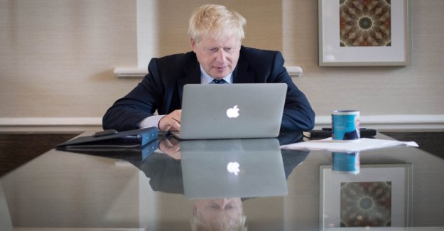 Una noche especial con Boris Johnson: ¿por Qué me quedo con mis armas en Brexit