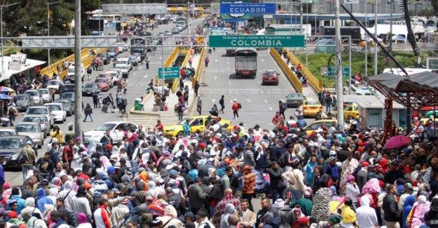 Venezuela es de 30 millones de personas en el estado de la inseguridad alimentaria