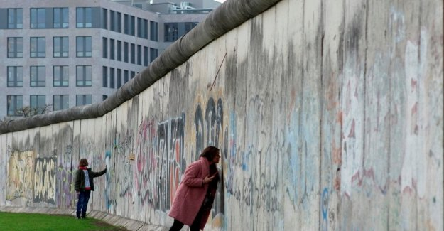 Berlín celebra los treinta años de la despedida de la Pared