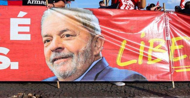 Brasil, Lula a un paso de la libertad. La corte Suprema de justicia: En la cárcel, sólo después del juicio final