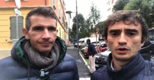 Casas a los extranjeros, después de la picota de la parte social de la queja en contra de los Hermanos de Italia