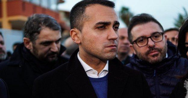 El M5S, Di Maio: las elecciones en la región de Emilia no son un voto de confianza en el gobierno