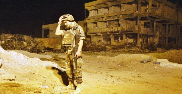 El ataque en Nassiriya, 12 de noviembre de 2003, la zona cero de la italiana