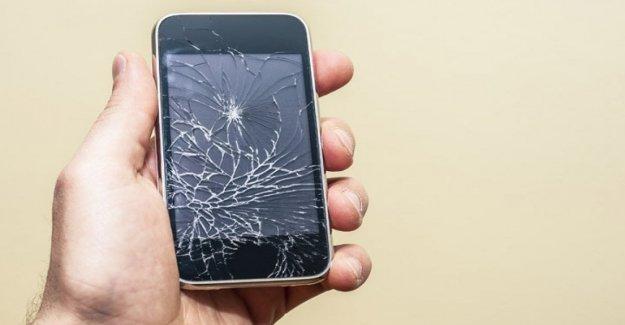 El cristal indestructible smartphone? Tal vez va a ser de arcilla, metal, transparente