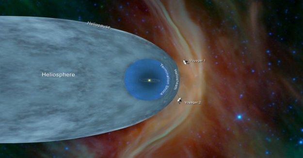 El gran salto de la Voyager 2 en el espacio interestelar