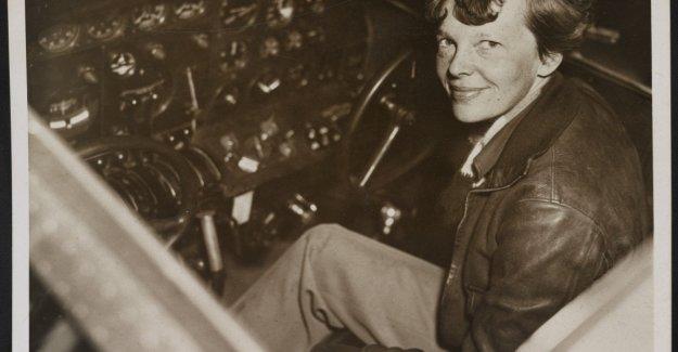 El misterio de Amelia Earhart, en las pistas de la aviatrix desapareció entre el cine y la tv