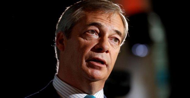 El reino Unido, Nigel Farage no es candida elecciones