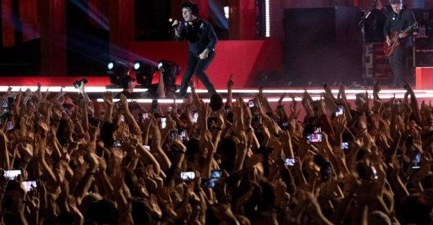 Ema 2019, el espectáculo en Sevilla: Mahmood es el ganador de la Mejor Ley italiana