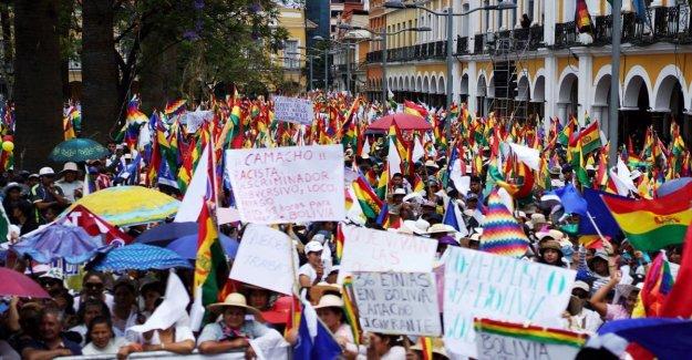 En Bolivia, la violencia en Cochabamba: un muertos y 89 heridos