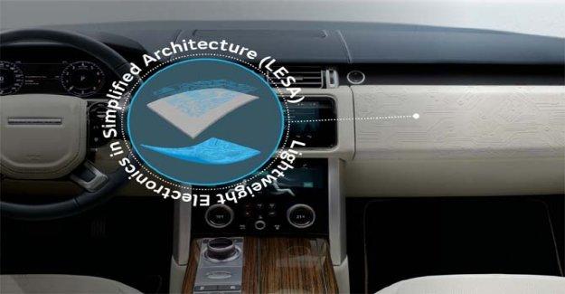 Jaguar Land Rover experimentado con la tecnología de Lesa