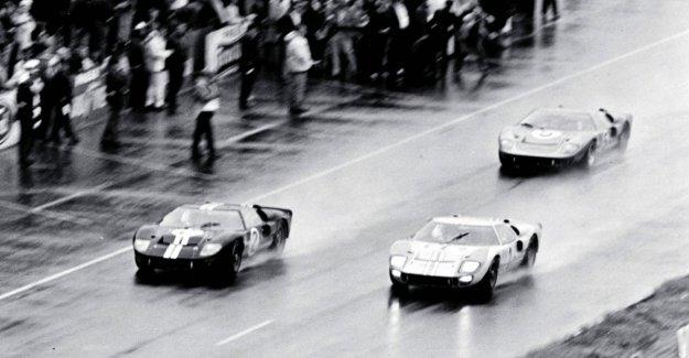Le Mans de 1966: una película de culto en la carrera más famosa de siempre