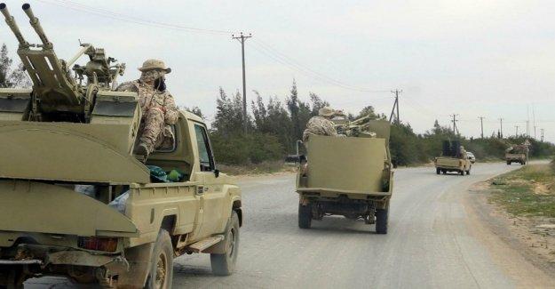 Libia, Nyt: con Cara de Haftar decenas de mercenarios y de rusia
