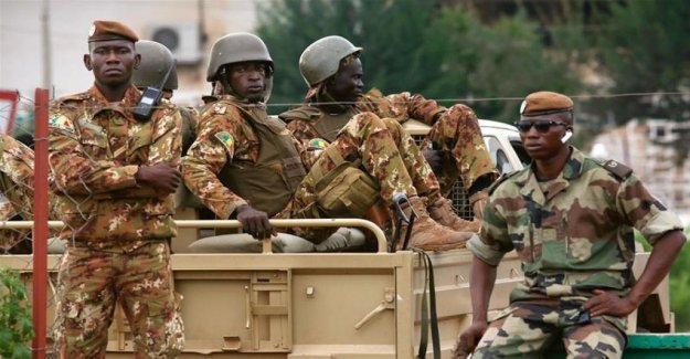 Mali, un ataque terrorista; mató a 35 soldados