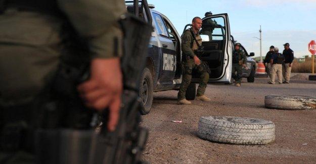 México, la masacre de los mormones detenido a un hombre, tuvo con él dos rehenes atado y amordazado