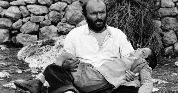Murió Omero Antonutti, el actor amigo de los hermanos Taviani