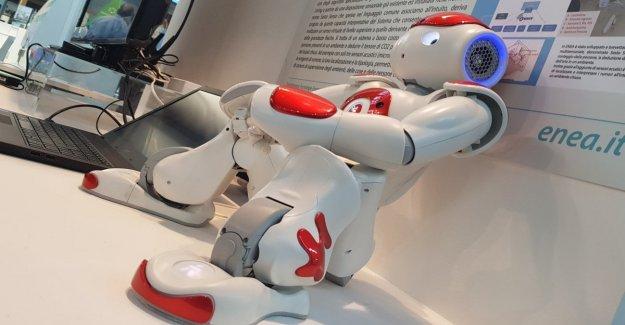 Nao, el robot genio de la energía en la casa. Así que la casa inteligente nos salvará