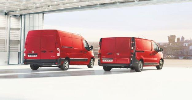 Nuevo Nissan NV300 y NV400, más y más Van