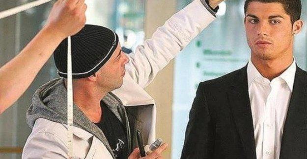 Zurich, encontrado muerto en una habitación de hotel, el estilista Ronaldo. Arrestado bajo sospecha