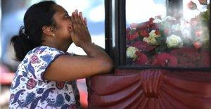El domingo de pascua, el gobierno de Sri Lanka: Detrás de los ataques, un grupo de yihadistas locales.