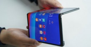 El smartphone plegable de Huawei que viene en junio