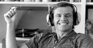 Jack Nicholson, la sonrisa en el loco de la anti-héroe de Hollywood