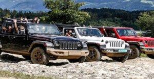 Jeep 4x4 día, un día dedicado a la...