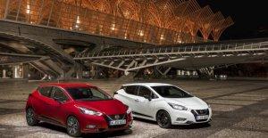 Nissan Micra formato de conveniencia