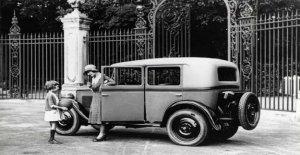 Peugeot, y esta fue la numeración de los modelos