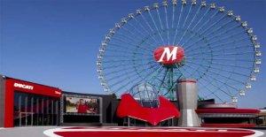 Se levanta el telón de la Ducati Mundo