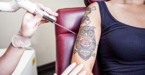 Tatuajes: rojo, amarillo, y negro de carbón entre los colores más en riesgo