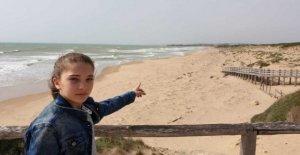 Un Greta también en Ragusa: la cruzada de un joven de catorce años para la limpieza de las playas