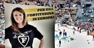 Un fortitudina en Europa: las controversias sobre la campaña electoral de Francesca Puglisi