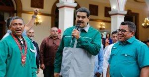 Venezuela, un doble reto en la plaza entre la chavisti y de la oposición