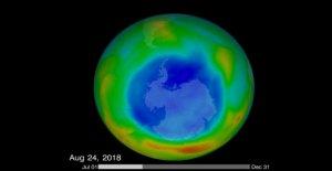 Agujero en la capa de ozono, bajo la acusación de que el gas asesino de China