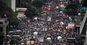 Brasil: las huelgas y protestas contra...