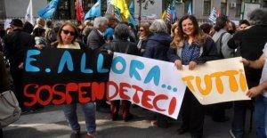 El Orgullo de los profesores, la alternativa de las clases en las aulas de Italia