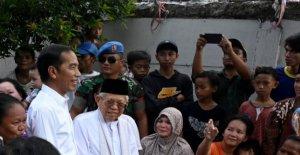 Indonesia, Widodo gana las elecciones. El rival no es