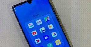 Que no cunda el pánico, la aplicación y la Play Store de trabajo. Los verdaderos nodos de Google-Huawei para el futuro