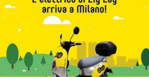 Scooter compartir, Milán pone el turbo