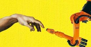 Aquí están los robots que aprenden con el toque y la prueba de los sentimientos mirando los objetos
