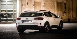 Citroën, el centenario y el partido en Turín