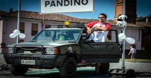 En Pandino, la reunión de la Panda más grande del mundo