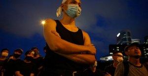 Hong Kong, después de la marcha de dos millones de dólares, ahora la plaza toma la dimisión de Lam