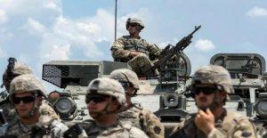 Irán, los Estados unidos de enviar miles de soldados en el Medio Oriente