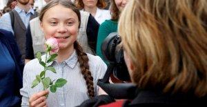 La tarjeta de informe de Greta Thunberg pone fin a la controversia