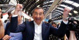 Los juegos olímpicos, pero la espera de que el alcalde de Milán: No voy a tolerar las llamadas a los amigos de los amigos