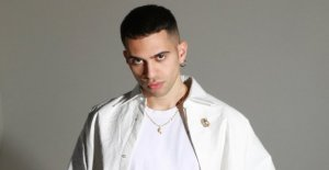 Mahmood en las pistas de madurez: pero te das cuenta de que es un fake