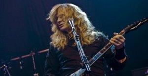 Megadeth, choque anuncio de Dave Mustaine: tengo cáncer en la garganta